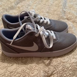 Nike Grey low shoes